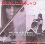 Works for Violin and Piano - by New Czech Composers
