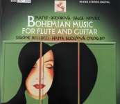 Bohemian Music for Flute and Guitar